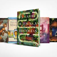 Eu indico: cinco livros cristãos para crianças
