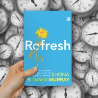 """Eu li – """"Refresh: vivendo no ritmo da graça em um mundo acelerado"""""""