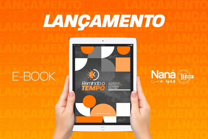 """LANÇAMENTO: E-BOOK """"Remindo otempo"""""""